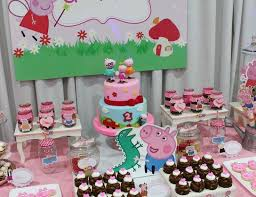 peppa pig party peppa pig party birthday party ideas pig party