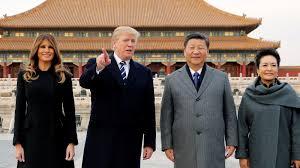 trump and xi jinping hold talks in beijing jeinrevo