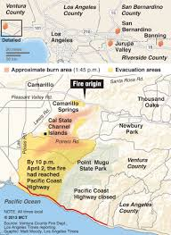 Fire In Los Angeles Today Map by Burning Down The Mountainside U0027 Howling Winds Push California