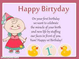 card invitation design ideas 1st birthday wishes for a baby