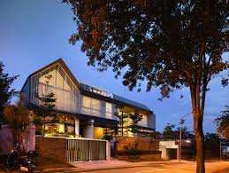 Home Lighting Design In Singapore by Architecture A Modern House With Interesting Design Born From A
