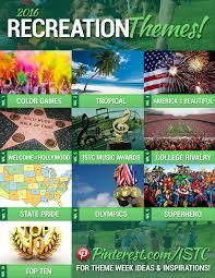 summer 2016 recreation themes international sports c