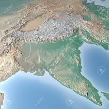 Physical Map Of India by Map Of Nepal Images U0026 Stock Pictures Royalty Free Map Of Nepal