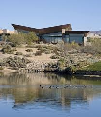 Winghouse The Desert Wing House Design By Brent Kendle Architecture