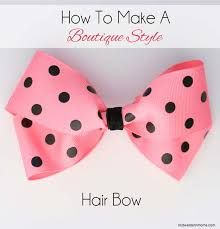 cool hair bows the 38 most creative diy hair accessories we could find page 4