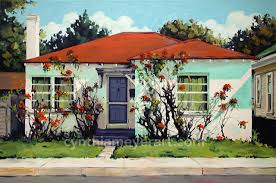 Painting Of House by House Paintings The Art Of Cynthia Meyer