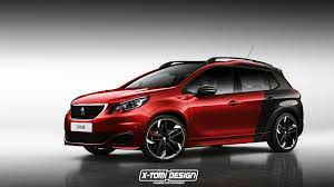 2008 peugeot cars peugeot 2008 gti will happen eventually but a rendering will