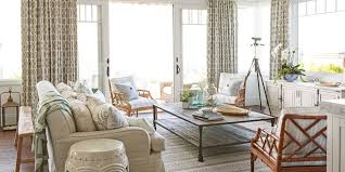 Living Room Decorating Ideas - Beach style decorating living room