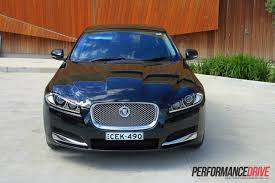 jaguar front 2012 jaguar xf 2 2d review performancedrive
