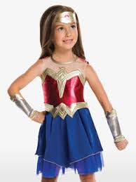 Wonder Woman Costume Wonder Woman Fancy Dress Costumes Party Delights
