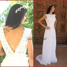 vintage ivory wedding dress josephine wedding dress 07 juliet s boho bridal
