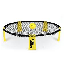 shark tank game table spikeball 1 ball game set as seen on shark tank played import