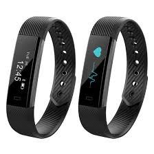 heart monitor bracelet iphone images Bluetooth heart rate sports activity smart band new design jpg