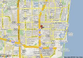 map of ft lauderdale days inn i 95 broward blvd fort lauderdale