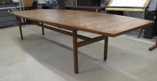 Antique Conference Table Jens Risom Mid Century Modern 12 U0027 Conference Table Antique