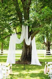 Sheer Draping Wedding Best 25 Fabric Backdrop Wedding Ideas On Pinterest Outdoor