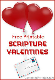 valentines kids free printable scripture valentines for kids contented at home