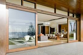 Patio Doors Wooden Wood Sliding Patio Doors Handballtunisie Org