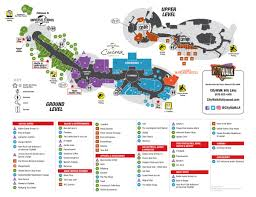 Map Of Hollywood Studios Visitor Map Citywalk Hollywood