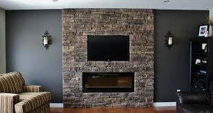 fireplace accent wall k interiors