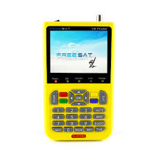 list manufacturers of digital satellite finder battery buy