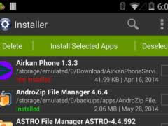 androzip apk installer pro install apk 3 3 0 free