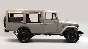 icon land cruiser the original toyota land cruiser had a big brother and it looks