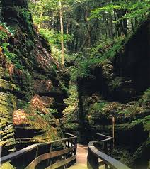 Wisconsin natural attractions images Dells jpg