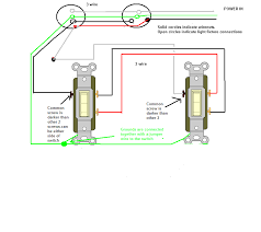 how do i wire up two three way switches and two lights with the