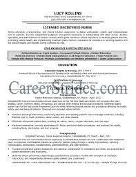 cover letter bsn resume sample nurse resume samples without
