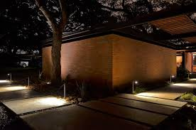 popular mid century modern exterior lighting
