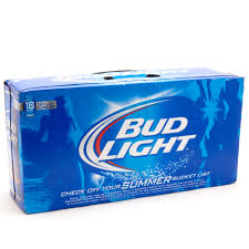 how much is a 18 pack of bud light platinum bud light 18 pack cans case beer wine and liquor delivered to