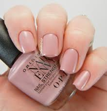 a and her polish opi nail envy strength in color swatches