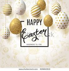 happy easter decorations easter stock images royalty free images vectors