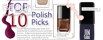 top 10 nail polish picks for 2017