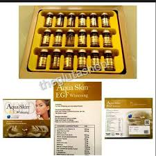 aqua skin egf gold aqua skin egf 1 supplier authentic aqua skin egf whitening gold
