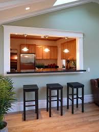 kitchen pass through ideas marvelous kitchen pass through design on designs find best