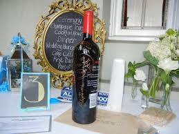 wine bottle guestbook 20 wedding guest book alternatives 10 is our new favorite