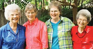 the role of friends in predicting loneliness among older women
