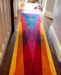 Colorful Modern Rugs Modern Rug Runner Nature House
