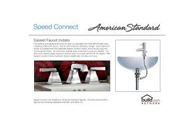 American Standard Hampton Kitchen Faucet by American Standard 7871 732 002 Polished Chrome Hampton Widespread