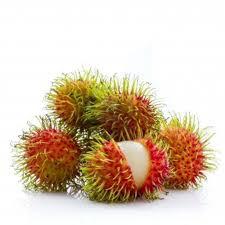 fruit similar to lychee thai fruits in thai food taste thailand