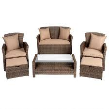 logan outdoor chat set 6 tree shops andthat
