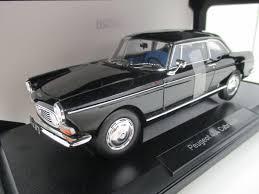 peugeot 404 coupe peugeot 404 coupe 1 18 1967 noir vente de vehicules miniatures
