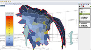 Tiling System Panel Form Finding On Vimeo