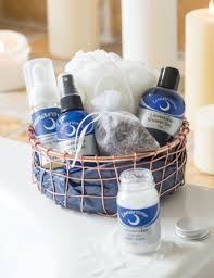 lavender gift basket lavender gift basket with six bath products gardeners