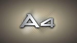 logo audi rafal kosakowski work audi a4