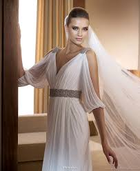 grecian wedding dress pronovias 2011 wedding dress collection beautiful bridal gowns