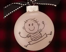 boy ornaments etsy