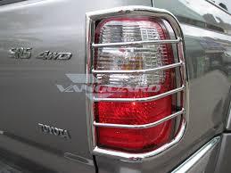 2000 toyota tundra tail light tail light guard cover s s auto beauty vanguard